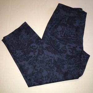 Ann Taylor Crop Pants Sz 8